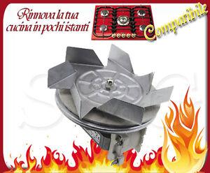 Motore con ventola per forno ventilato universale cucina gas gpl ebay - Ventola aspirazione cucina ...