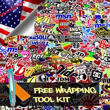 "*24""x60""  JDM Eat Sleep Anime Stickerbomb Cartoon Auto Vinyl Sticker Wrap Decal"