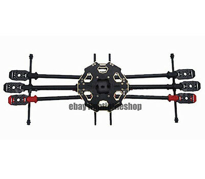 Tarot FY680 PRO Hexacopter Foldable 3K Carbon Fiber Frame Set 6 Achse Multirotor