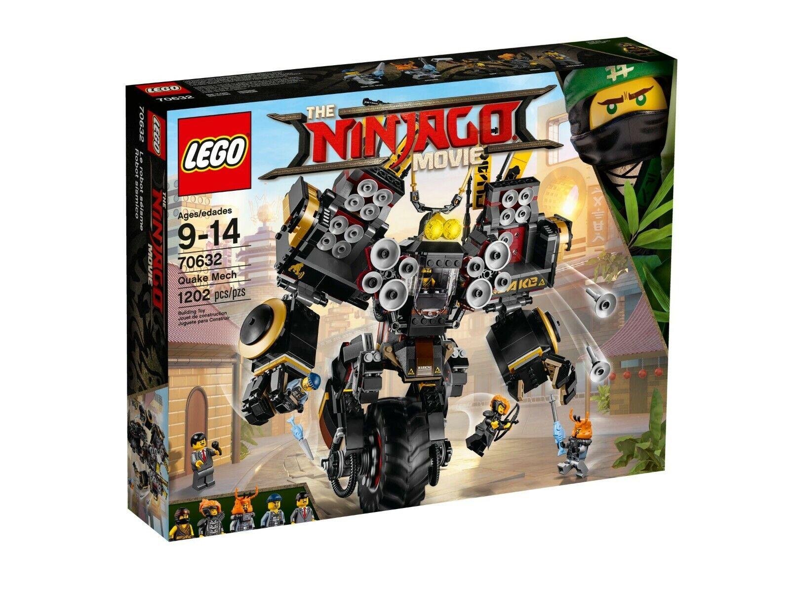 LEGO ® The LEGO NINJAGO Movie 70632 Cole's  Donner-MECH-Nuovo Scatola Originale  buona qualità
