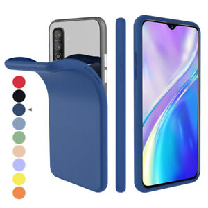 For Oppo Realme Xt Back Case Slim Soft Tpu Phone Anti Scratch Protective Cover Ebay