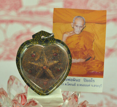 The Imprint Universe Meteorite Talisman Magic Wealth and Protection Thai Amulet