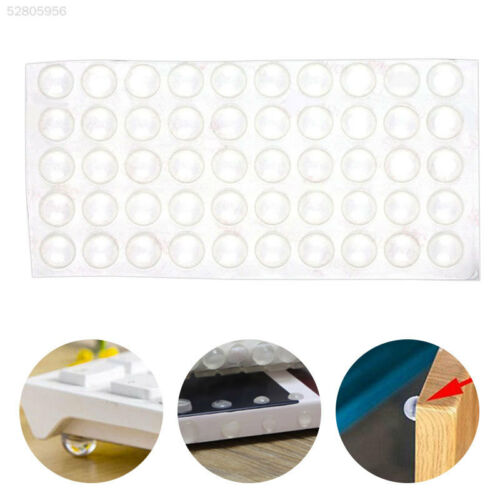 9719 50PCS Self Adhesive Silicone Buffer Pad Furniture Electrical Appliances
