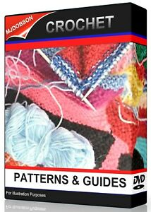Crotchet-Patterns-amp-Guides-for-Beginners-and-Advanced-Crochet-Download