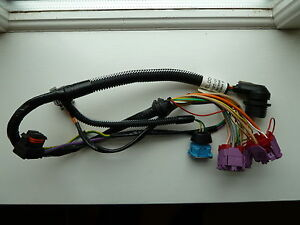 genuine peugeot 306 engine fan wiring loom harness 200w part no rh ebay ie Peugeot 504 Peugeot 406