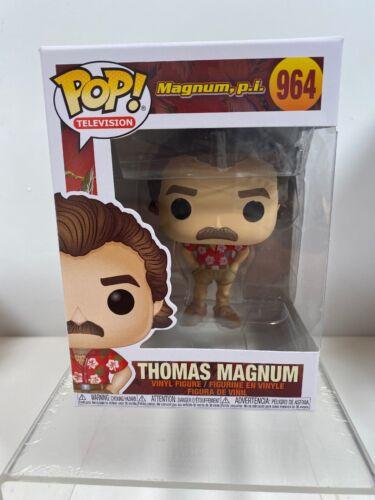 FUNKO POP VINYL MAGNUM P.I THOMAS MAGNUM