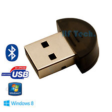 Mini Bluetooth USB Dongle V2.0 Stick Adapter 10m OVP