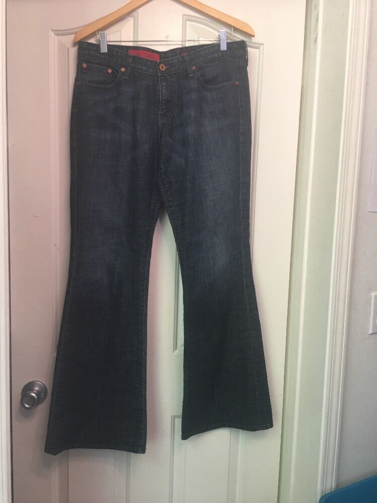 AG ADRIANO goldSCMIED C03 the Club for nordstrom bluee Bootcut Jeans Size 32R