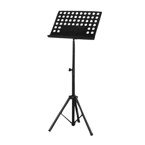 Pyle PMS1 Presentation//Performance Music Note Mount Stand Holder Height Adjust