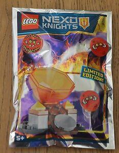 LEGO ® Nexo Knights ™ Limited Edition minifigur globlin naine NOUVEAU & NEUF dans sa boîte  </span>