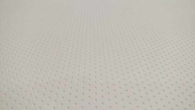 """Marine Vinyl Fabric White Perforated 10 Yards Outdoor Boat Car Upholstery 54/"""""""