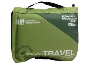 Adventure Medical Kits World Travel Medical Kit 1-4 People Expired 2017