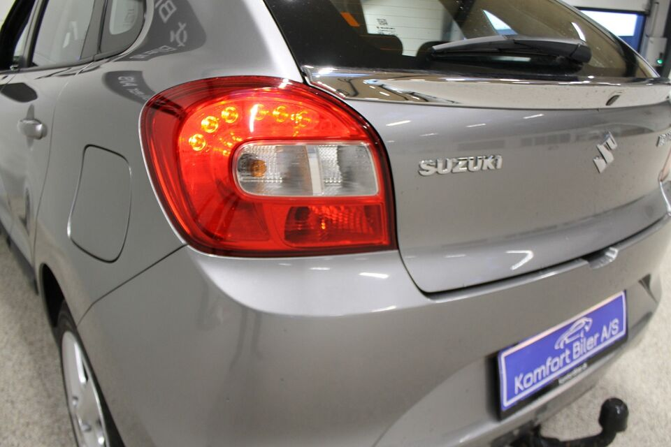 Suzuki Baleno 1,2 Dualjet Comfort CVT Benzin aut.