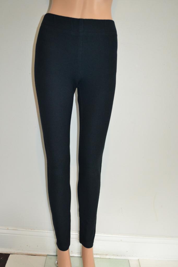 Nouveau Sans Original balises Joseph Blau marine Gabardine Pantalon Stretch Leggings, sz. 34