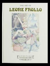 The ART of LEONE FROLLO Volume Cartonato ed. GLITTERING