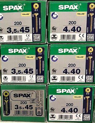 50 St Spanplattenschrauben A2 Senkkopf 6 X 45 //30 POZI