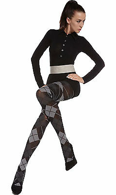 Oreada beautiful semi opaque patterned tights 50 Denier 3D by Adrian