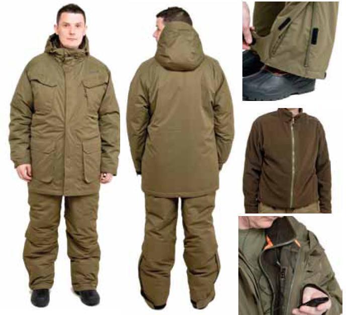 Chub Vantage All Weather Suit Größe XXL Weather Suit All Weather Suit Rain Suit