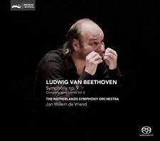 BEETHOVEN: SYMPHONY NO. 9 (NEW CD)