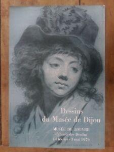 Affiche-DESSINS-du-MUSEE-DE-DIJON-Musee-du-Louvre