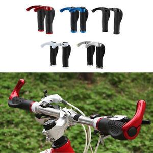 d361164841c Image is loading Ergonomic-MTB-Mountain-Bike-Bicycle-Handlebar-Rubber-Grips-
