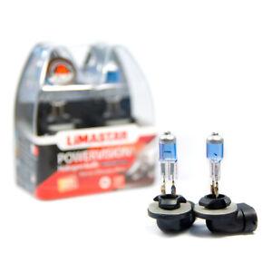 4 X H27 W/2 Poires 881 Lampe Halogène PGJ13 6000K 27W Xenon 12V
