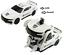 Transformers Robot Fighter une Robot verwandelbares véhicule