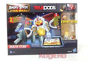 NEU-Hasbro-Rovio-Star-Wars-Angry-Birds-Telepods-DEATH-STAR-Spielset-App-Game