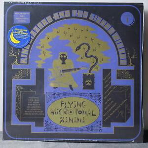 KING-GIZZARD-amp-THE-LIZARD-WIZARD-039-Flying-Microtonal-Banana-039-Ltd-Yellow-Vinyl-NEW