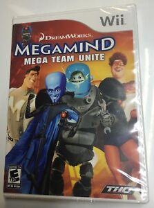 10 X Megamind: Mega Team Unite (Nintendo Wii, 2010) 10 PIECES