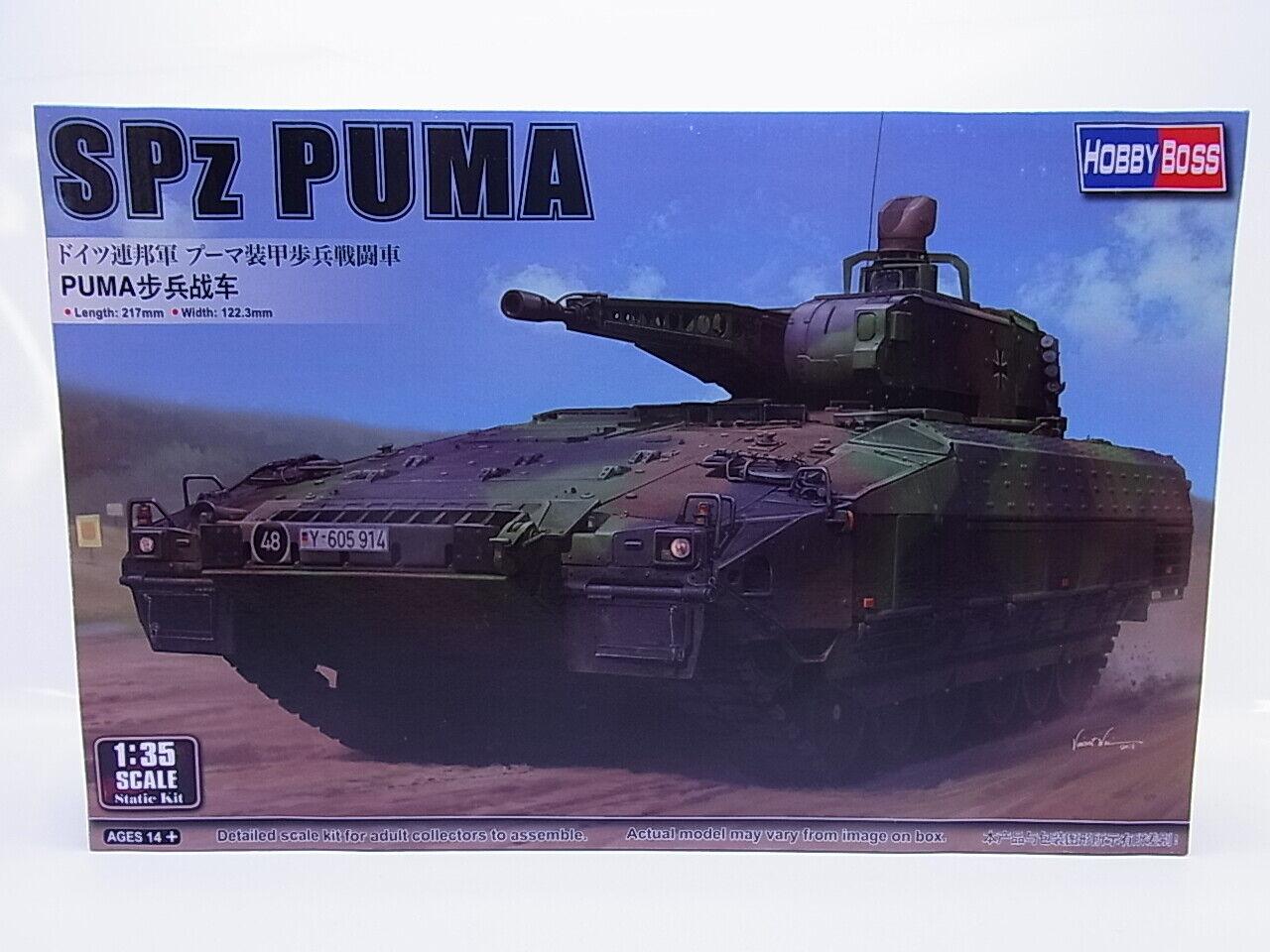 Kit Bausatz Schützenpanzer PUMA,Bundeswehr,Ryefield,5021 1:35 scale,OVP,NEU