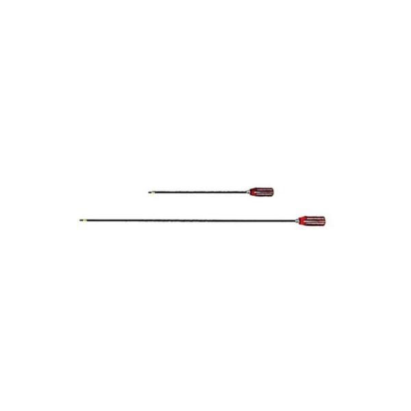 Dewey 1-Piece Cleaning Rod 27 to 34 Caliber Nylon Coated 12 x 28 Thread