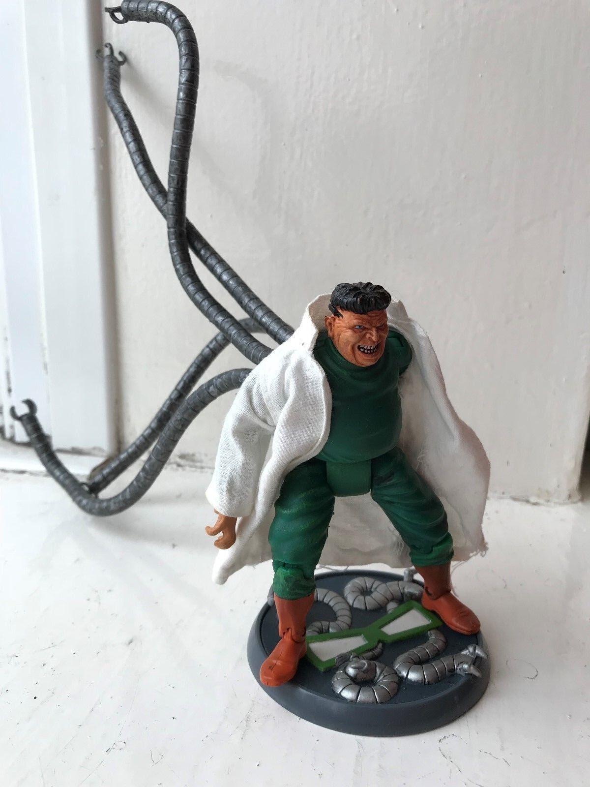 SINISTER 6 SIX MARVEL LEGENDS DR DOCTOR OCTOPUS SPIDER-MAN ACTION FIGURE TOYBIZ
