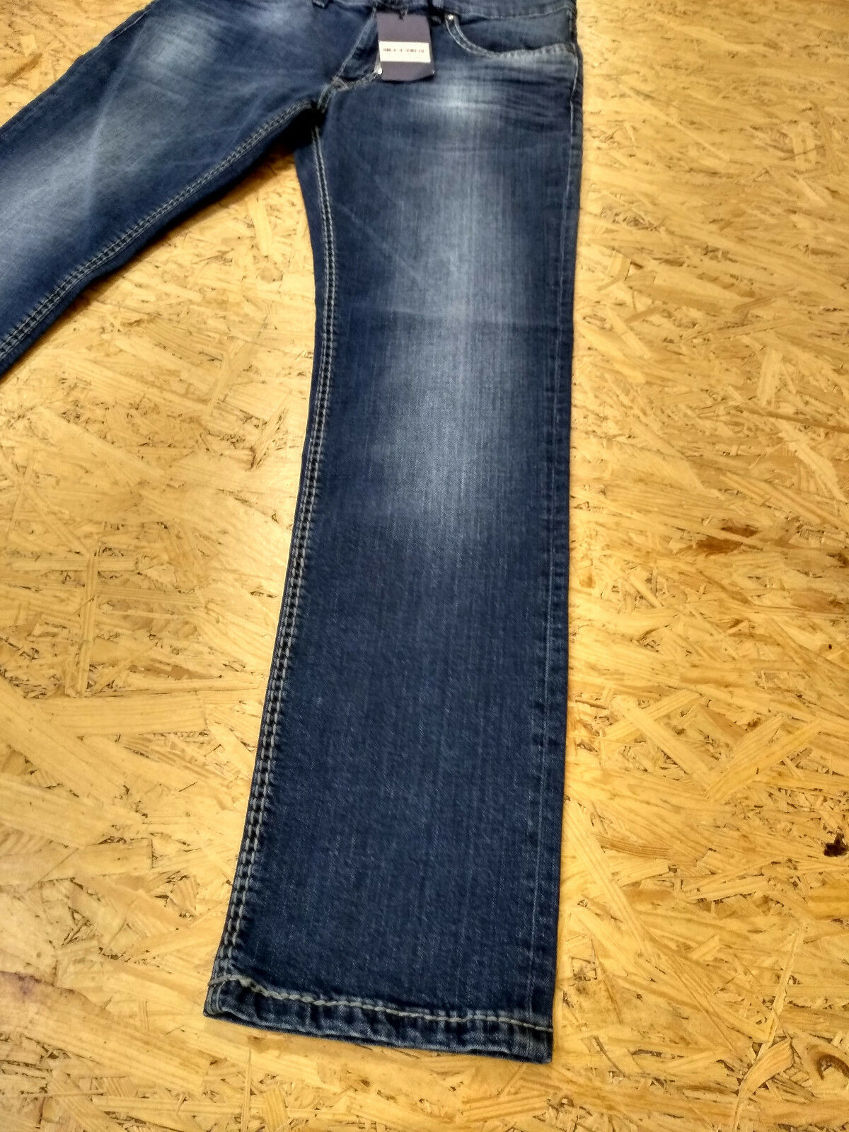 Pioneer -- -- -- Handcrafted -- Jeans -- Rando -- 1654 - 9736.362 - saddle stitch dbbf95