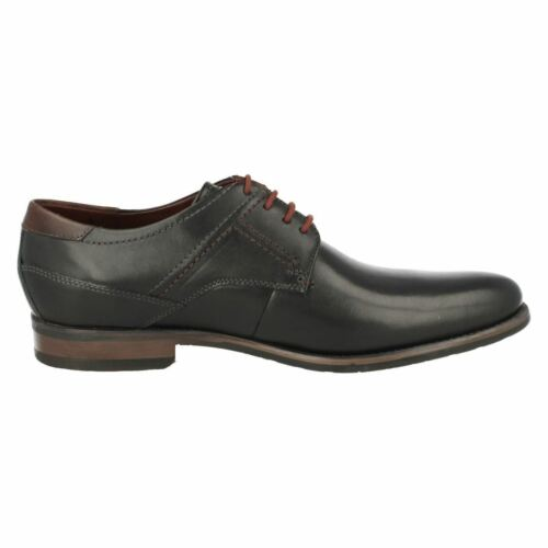 Habill Cognac Chaussures 16302 Homme 312 Cuir Noir xw7fYYv0q