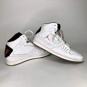new arrival bc6b3 4aea7 Image is loading Nike-Air-Jordan-1-Flight-Strap-23-Hi-