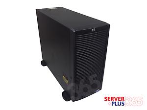 HP-Tower-Server-ProLiant-ML350-G6-2x-3-06GHz-HexCore-128GB-RAM-2x-600GB-6G-SAS