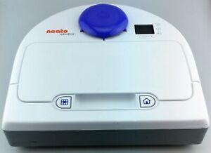 Neato-BotVac-80-Robotic-Vacuum-In-Box-White-Fair-Shape