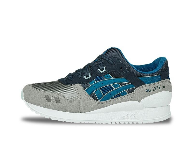 meet c3d74 c2fc9 Details about ASICS Tiger Kid's GEL-Lyte III GS Shoes C5A4N -5045 India  Ink/Sea Port