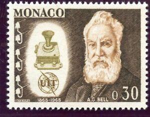 Stamp / Timbre De Monaco N° 669 ** Graham Bell à Vendre