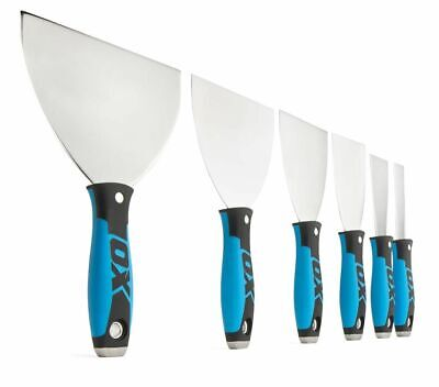 Spatula Taping OX PRO JOINTING KNIFEStainless SteelDrywall Plastering