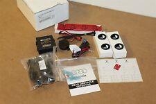 Audi A4 01-08 Rear Parking Sensor kit RED ZGB8T0052296C8 New genuine Audi
