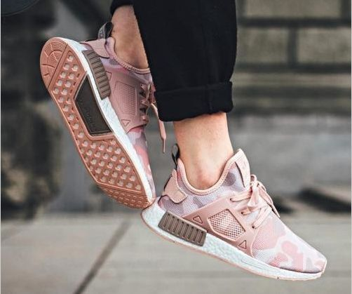 Adidas Original NMD_XR1 W Duck Camo Pink White Women BA7753 AUTHENTIC