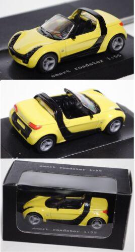 Werbemodell Siku Super 1065 Smart Roadster 1:50 ca Werbebox