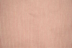 Upholstery-Drapery-Cotton-Ticking-Coral-Pinstripe-Fabric-55-034-W-Decorative