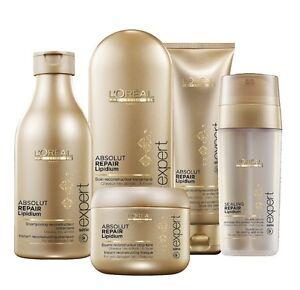 Image is loading L-039-Oreal-Absolut-Repair-Lipidium-Shampoo-Conditioner- 5906ec7aab