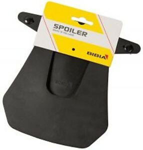 Bavette Noir Pour Vélo Protection tôle montage WIDEK Bibia Click 25906