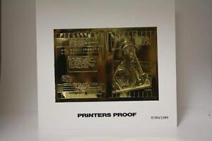 KEN-GRIFFEY-JR-Uncut-Printers-Proof-1997-FLEER-23KT-Gold-Card-Sculptured-1989-RC
