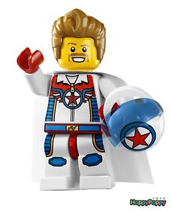 Lego 8831 Minifigur Serie 7 #07 Stuntman Daredevil Neu und ungeöffnet Sealed