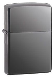 Zippo Lighter, Black Ice,  Item 150, New In Box, Engraved Free